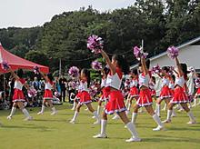 稲田中学校チアダンス部