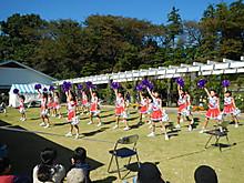 稲田中学校 チアダンス部
