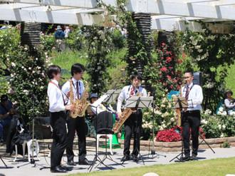 Campid'oro Saxophone Quartet(カンピドーロ サクソフォン カルテット)