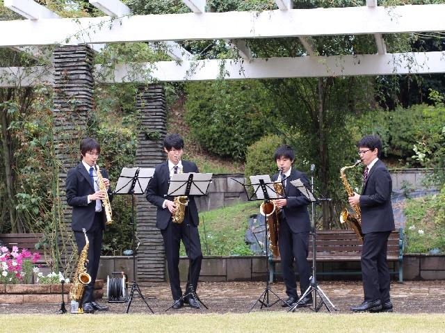 Campid'oro Saxophone Quartet